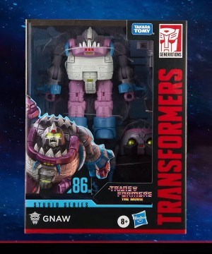 Hasbro Fan First Friday Reveals: Studio Series 86 Slug, Wreck-Gar, Gnaw, and SG Starscream