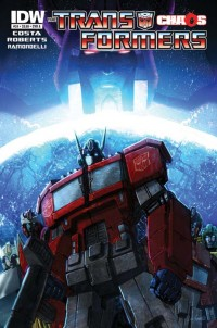IDW Publishing - August 2011 Transformers Comic Solicitations