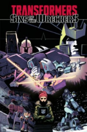 IDW Transformers: Sins of the Wreckers for Preorder on Amazon