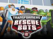 "Transformers News: Descriptions for Transformers: Rescue Bots Episodes ""You've Been Squilshed"" and ""Countdown"""