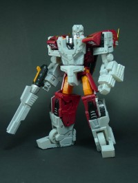 FansProject TFX: Protector Comic
