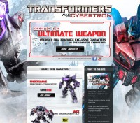 War for Cybertron pre-order links now available