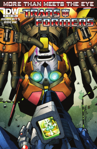 Transformers: More Than Meets The Eye Ongoing #6 Preview
