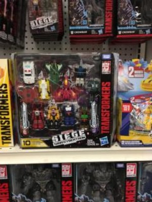 Toysrus Canada will be Getting the Target Exclusive Siege Multipacks and New Micromasters Sightings