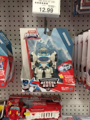 Transformers News: Transformers: Rescue Bots Quickshadow and Morbot Found At US Retail