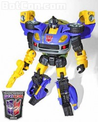 "Transformers News: BotCon 2012 ""Heroic Decepticon"" Treadshot Revealed"