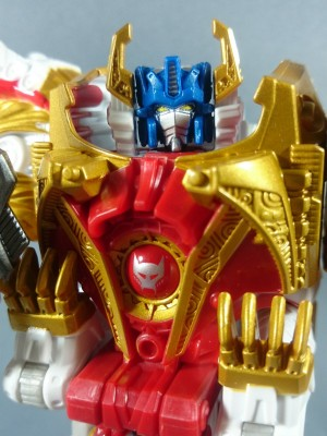 Transformers News: In-hand Images of Takara Legends LG-41 Lio Convoy