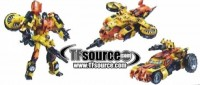 Updated Transformers Generations and Transformers Go Preorders @TFsource!