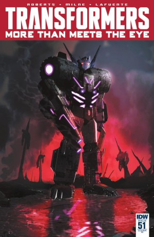 IDW Transformers: More Than Meets the Eye #51 Review