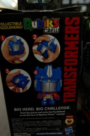 Optimus Prime Rubik's Cube Found at Philippines Retail