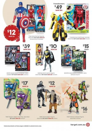 Transformers News: Transformers Robots in Disguise Power Surge Figures, Combiner Wars Deluxes and Leaders On Sale at Australian Target