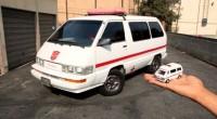 Crave Online Star Cars: G1 Ratchet and Turtle Van