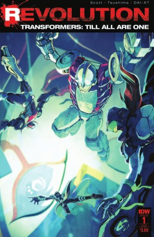 Transformers News: Full Preview for IDW Transformers: Till All Are One Revolution (One-Shot)