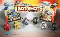 Transformers News: Transformers Bot Shots Commercial