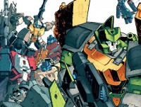 Transformers News: Nick Roche / James Roberts Q&A - Last Stand of the Wreckers