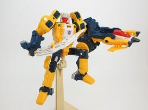 Takara Tomy Transformers Legends LG30 Weirdwolf Picture