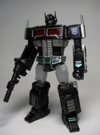 Transformers News: Takara Tomy Transformers Masterpiece MP-10B Black Convoy