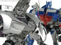 Transformers News: New Toy Galleries: Autobot Alliance Optimus Prime and Sidearm Sideswipe