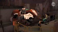 "Transformers: Prime ""Metal Attraction"" Preview Clip"