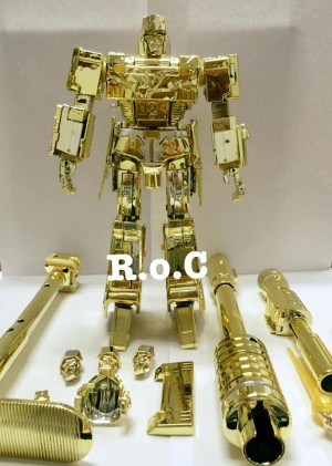 Unannounced Takara Tomy Campaign: MP-36 Lucky Draw Megatron Revealed