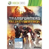Transformers News: Transformers: Fall of Cybertron w/ Wal-Mart Exclusive Bonus War for Cybertron (Xbox 360)