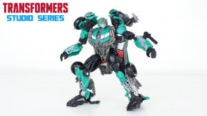 Transformers News: English Review of Studio Series SS-58 Deluxe Roadbuster