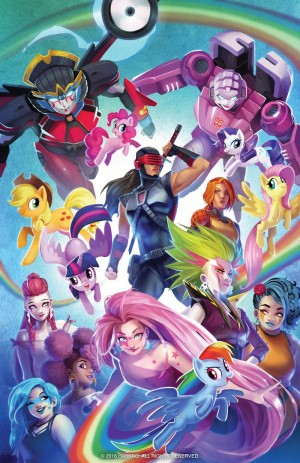 Hasbro's Synergy Project Celebrates the Women of the Hasbro-verse
