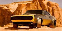Transformers News: Transformers 4 Bumblebee Confirmed as Vintage 1967 Camaro SS
