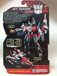 Transformers News: Generations Sky Shadow Bio and Additional In-Hand Images