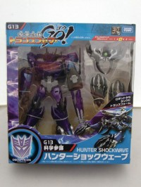 Transformers News: Transformers Go! G11-G18 and EG04-08 In Package Images