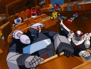 Transformers News: Sunbow Transformers 'More Than Meets the Eye, Part 1' - Deleted Scene Audio