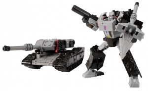 Transformers Generations War for Cybertron Trilogy Earthrise Voyager Class Megatron Video Review