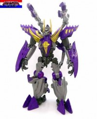 Transformers News: Pictorial Reviews: Transformers Generations: Fall of Cybertron Deluxe Kickback and Air Raid
