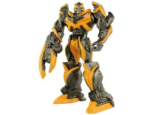 Transformers News: Metacolle Transformers Age of Extinction Optimus Prime and Bumblebee Statues up at Hobby Link Japan