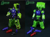 Transformers News: TFC Toys Dr. Crank and Structor Official Images