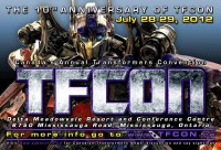 TFcon 2012 Updates: Tentative Schedule Posted, TFsource Attending