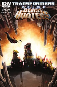 Transformers News: Transformers Prime: Beast Hunters #2 Review