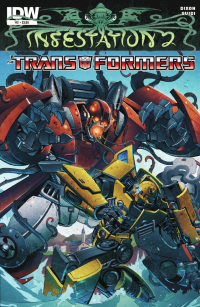 Infestation 2: Transformers #2 Review