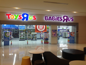 Toys R Us Australia Enters Administration