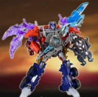Transformers News: Takara Tomy Transformers Prime Arms Micron AM-21 Arms Master Optimus Prime Commercial