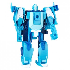 Official Images of Transformers: Robots in Disguise One-Step Changer Sideswipe and Blurr