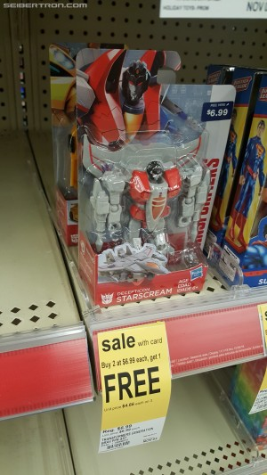 Transformers News: Steal of a Deal: Buy 2 Authentics 5 inch toys, get 1 free at Walgreens