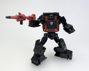 New Production Shots of Target Exclusive Thrust and Runabout