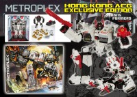 Transformers News: Look at ACG-CON HK Exclusive Metroplex