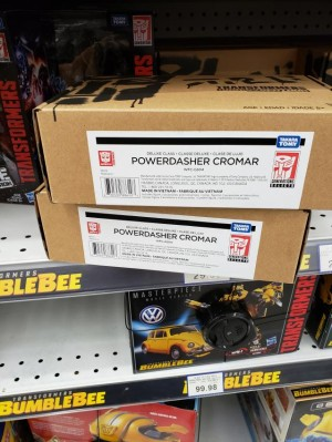 Transformers Siege Powerdasher Cromar Found at Toysrus Canada
