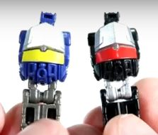 Transformers News: Video Review of Takara Legends Soundwave and Pictorial Review of Legends Mindwipe