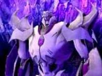 Transformers Prime: The Game Megatron Screenshot