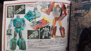 New Magazine Scan Shows Takara Tomy Legends Kup and Hot Rod's New Retooled Parts