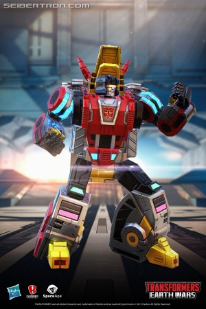 Transformers News: Character Bios - Transformers: Earth Wars - Slug