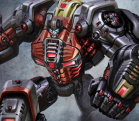 Transformers News: Transformers Fall of Cybertron - Sludge Revealed!